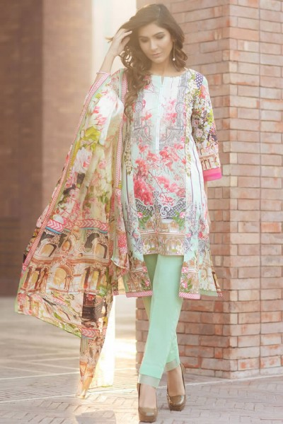 Firdous Spring Lawn Collection