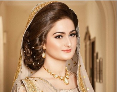 Latest Pakistani Bridal Hairstyles 2018 2