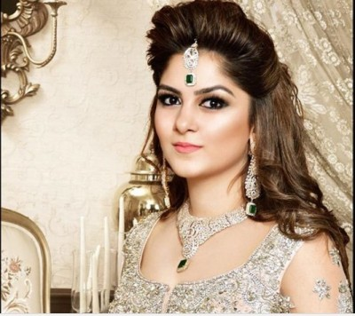 Latest Pakistani Bridal Hairstyles 2018 3