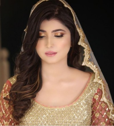 Latest Pakistani Bridal Hairstyles 2018 4