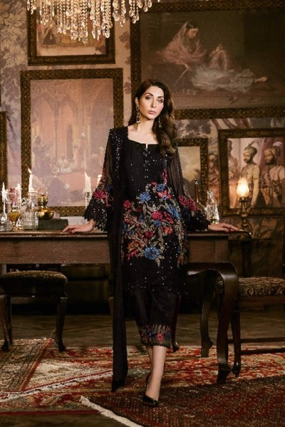 Iznik Festive Chiffon 2018 Eid Collection 10