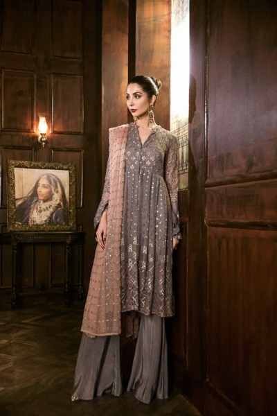 Iznik Festive Chiffon 2018 Eid Collection 11
