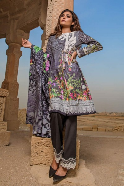 Firdous casual Dress