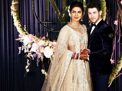 Priyanka & Nick Jones Wedding