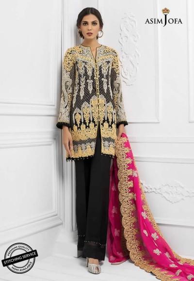 Asim Jofa Luxury Chiffon Collection 2019 (5)