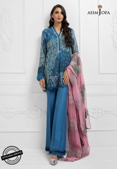 Asim Jofa Luxury Chiffon Collection 2019 (7)