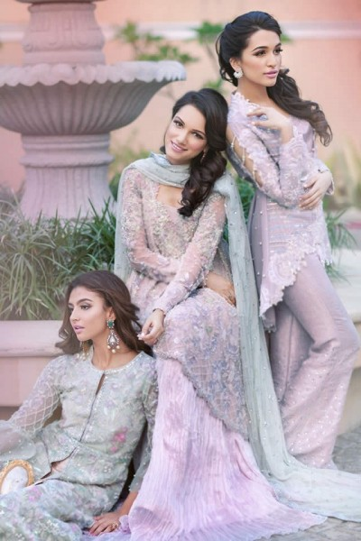Farah Talib Aziz Wedding Dresses