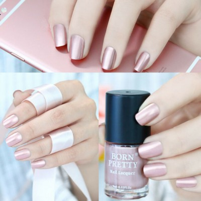 Metallic Based Nail Polishes