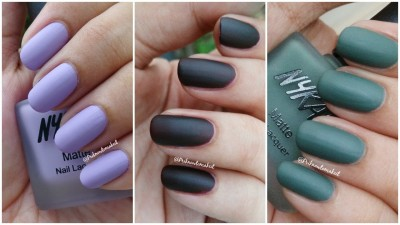 Stylish Nail Polishes