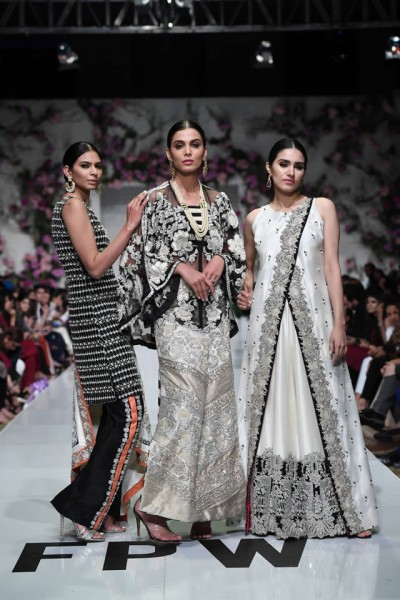 Fashion Designer Saira Shakira Bridal collection