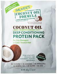 Coconut Oil Pack for Hair