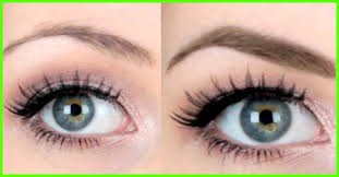 Follow Natural Shape of Eyebrow