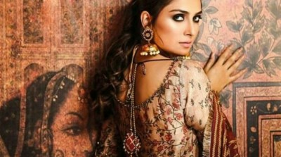Latest pictures from Aiza khan brand photoshoot
