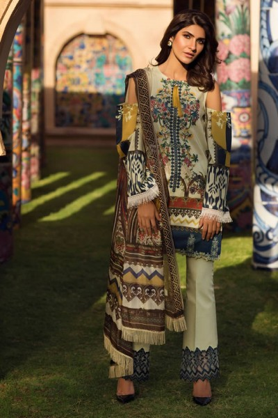 Firdous Embroidered dresses collection