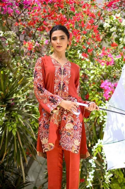 Gul Ahmed latest dresses