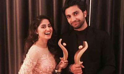 Ahad Raza & Sajal