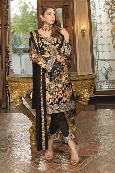 Ramsha Partywear Collection