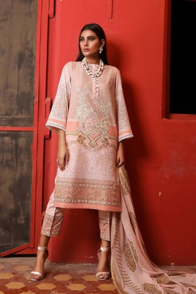 Most Recent Kurnool Lawn Collection 2019 By Sana Safinaz