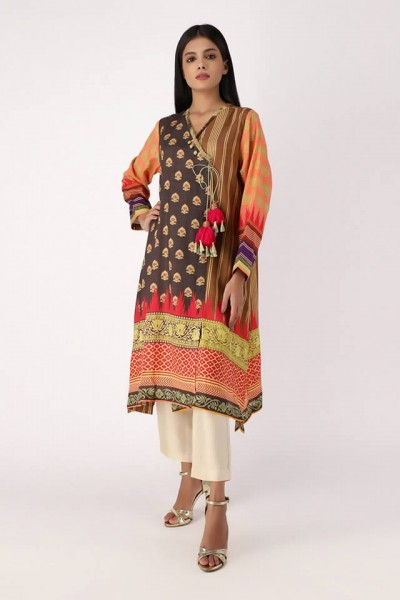 Khaadi Kurta collection 2019
