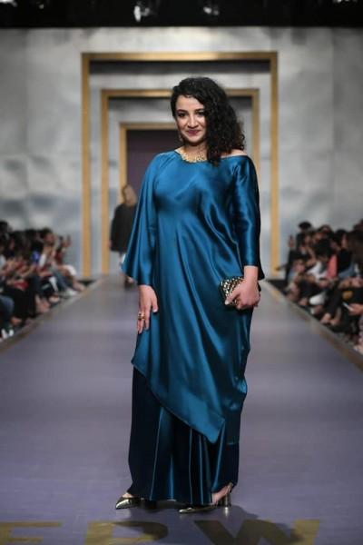 Maheen Khan evening wear
