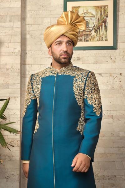 Shameel Khan Groom collection 2020