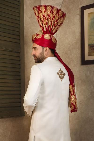Shameel Khan Sherwani Designs
