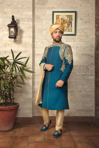 Shameel Khan Sherwani collection