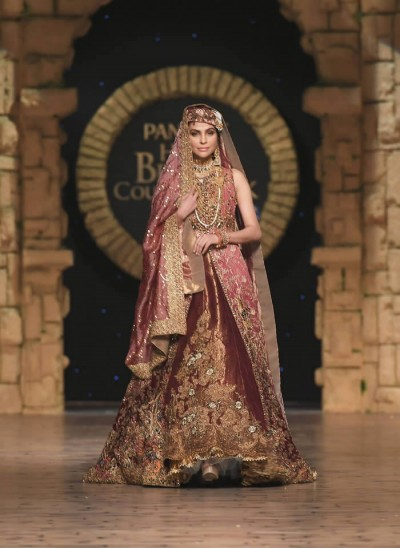 Nilofer Shahid Bridal Collection