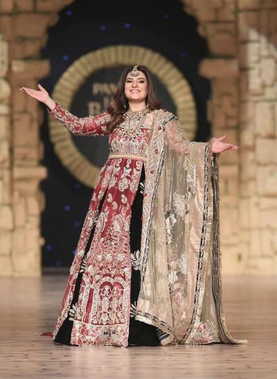 Reema Ahsan Latest Bridal Dresses 2020