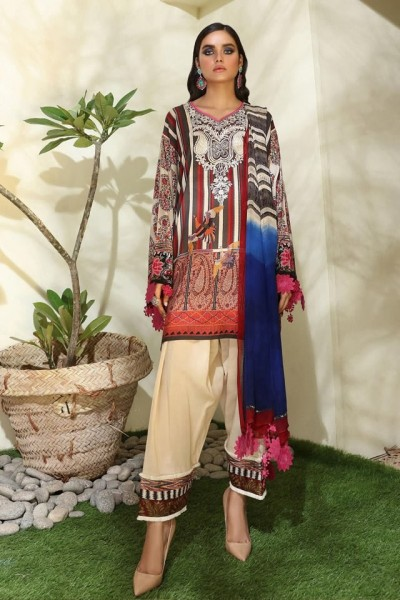 Sana-Safinaz-Winter-collection-2019