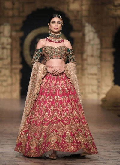 Shamsha Hashwani Beautidul Bridal Collection 2020