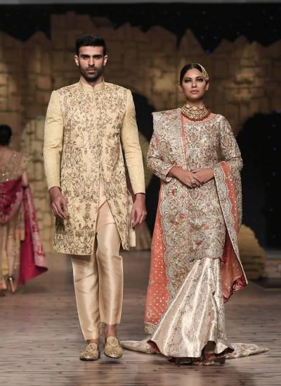 Shamsha Hashwani Wedding Dresses Collection 2020