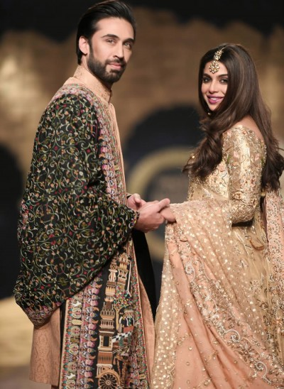 Shamsha Hashwani Bridal Collection