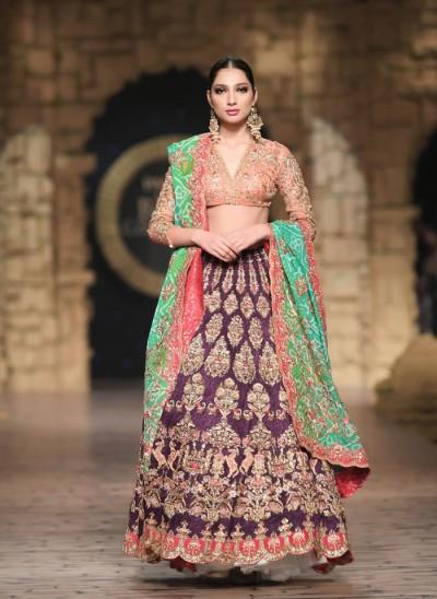 Shamsha Hashwani Bridal Dresses Collection 2020