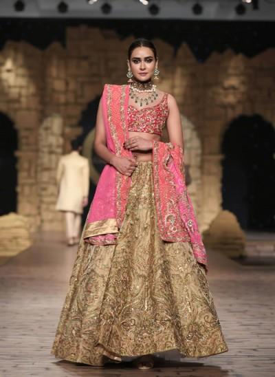 Shamsha Hashwani Fresh Wedding Dresses Collection