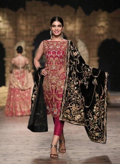 Shamsha Hashwani New Bridal Collection 2020