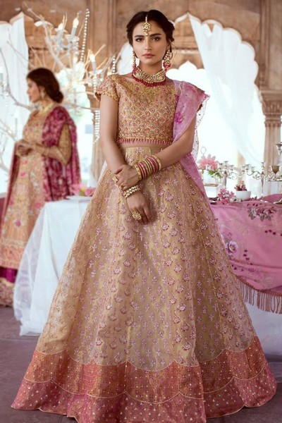 Farah Talib Aziz Wedding Collection 2020