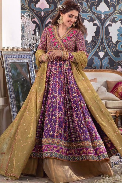 Farah Talib Aziz Bridal dresses 2020