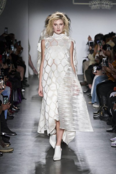 Sania Maskatiya Collection at New-York Fashion Week 2020