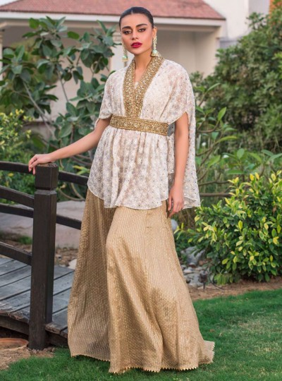Zainab Chottani Latest Partywear Collection 2020