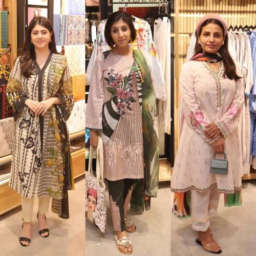 Noor e Sehar Maliha Rehman and Anila Murtaza