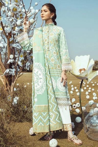 Cross Stitch Lawn Dresses 2020