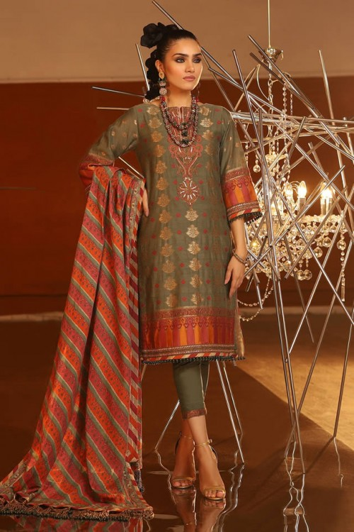 Alkaram Embroidered Collection