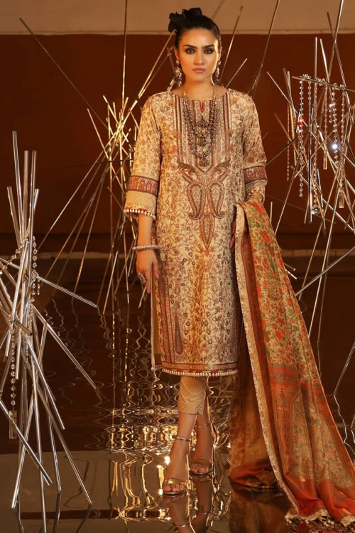 Alkaram Embroidered Wedding Collection 2020