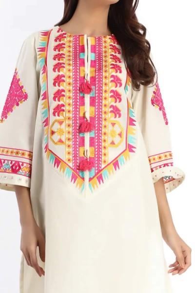 Khaadi Embellished Kurta 2