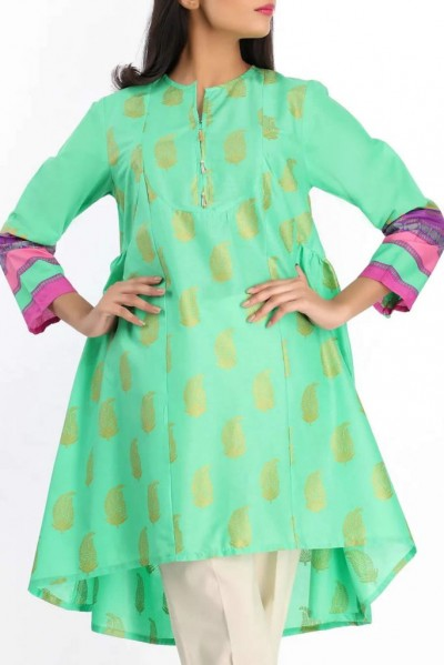 Khaadi Embellished Kurta 6