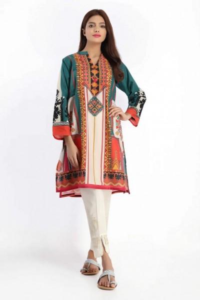 Khaadi Embellished Kurta 9