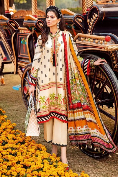 Summer Lawn Collection 2020 by Gul Ahmed