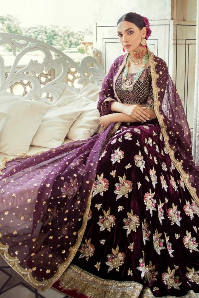 Tena Durrani Bridal Collection 2020
