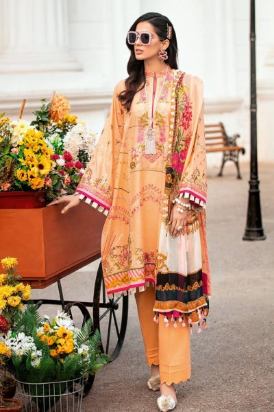 Summer Lawn Collection by Gul Ahmed